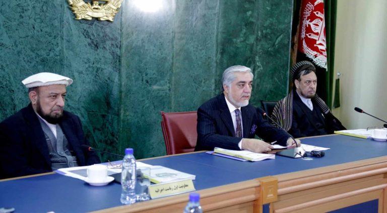 عبدالله: در کنار تلاشهای صلح نباید «انتخابات افغانستان» از یاد برده شود