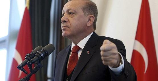 اردوغان: ترکیه هرگز اجازه ایجاد یک دولت تروریستی در شمال سوریه را نمیدهد
