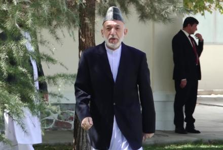 کرزی: واشنگتن در گسترش فساد در افغانستان نقش داشتهاست