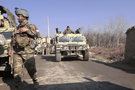 حملۀ طالبان به پایگاه نظامیان امریکایی در افغانستان پس از چهارده ساعت پایان یافت