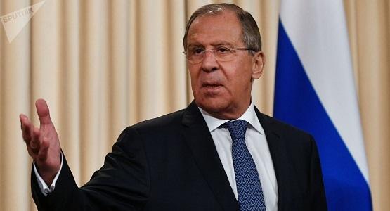 وزیر خارجه روسیه: تشدید روابط بین ایران وامریکا نمی تواند بحران افغانستان را حل نماید