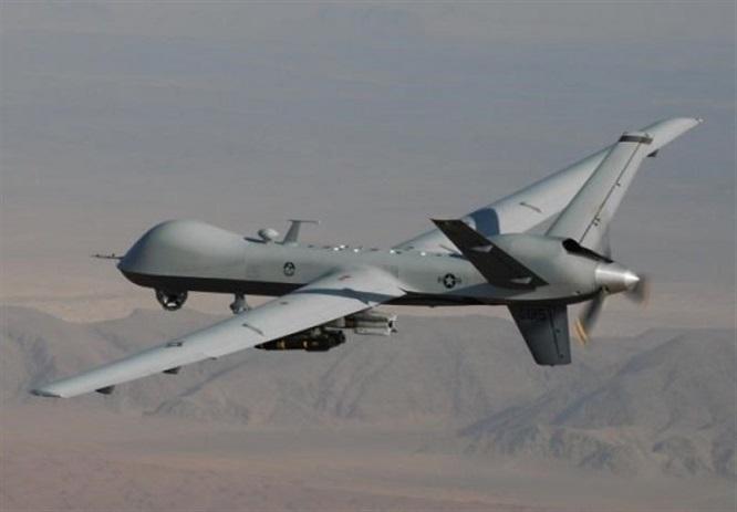 کمیسیون حقوق بشر افغانستان: ۱۵ غیرنظامی در حمله هوایی امریکا کشته شدند