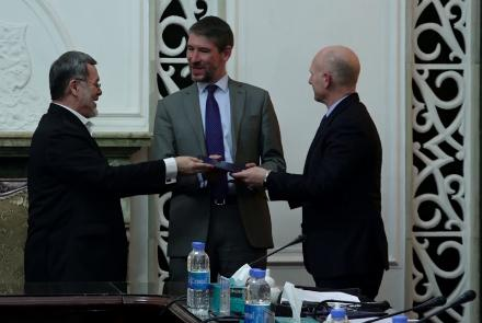 افغانستان تعهد جهانی آزادی رسانهها را امضا کرد