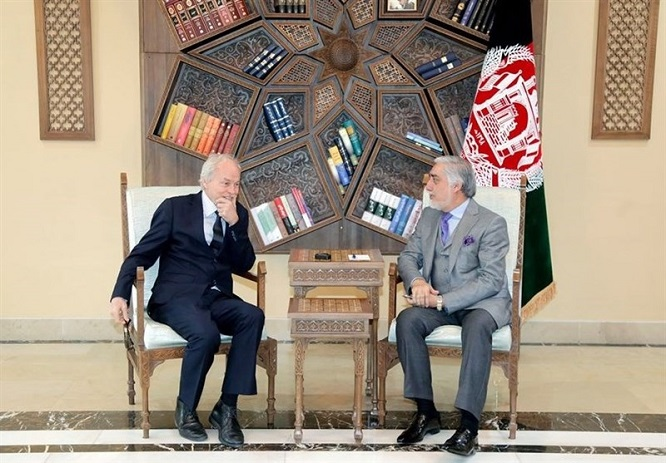 ناتو از روند صلح افغانستان به رهبری امریکا حمایت میکند