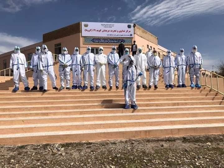 وزارت صحت افغانستان: شفاخانهها و لابراتوارهای خصوصی حق و صلاحیت تشخیص ویروس کرونا را ندارند