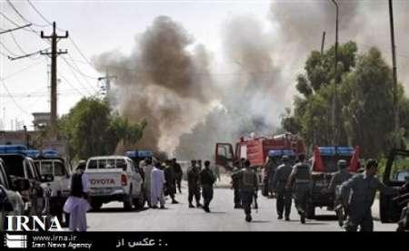 9 غیر نظامی بر اثر انفجار بمب کنارجادهای کشته شدند