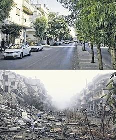 بهای جنگ؛ 3 سال از جنگ داخلی سوریه گذشت