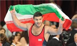 ایران با پیروزی مقابل روسیه قهرمان جام جهانی کشتی شد
