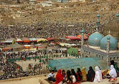 جشنها و آداب کامل نوروز در افغانستان