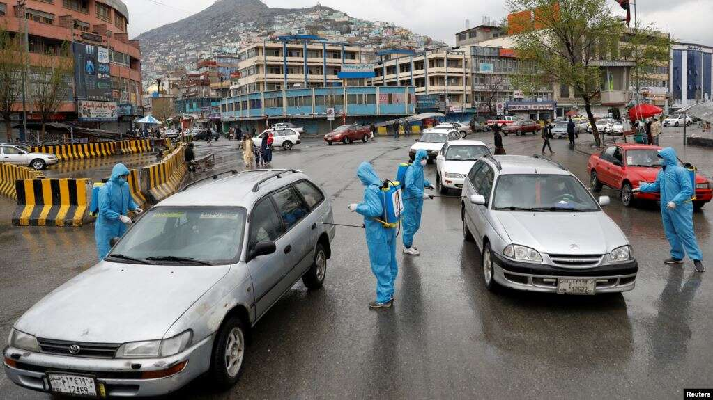 کمک صندوق بینالمللی پول برای مبارزه با کروناویروس به افغانستان