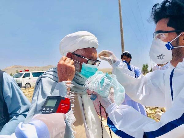 ویروس کرونا در افغانستان| با ثبت ۶۵۸ مورد جدید آمار مبتلایان به ۱۱ هزار و ۸۳۱ تن افزایش یافت