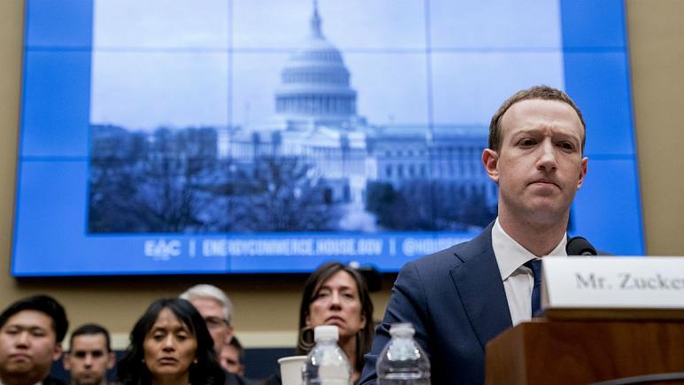 دو دستهگی در فیسبوک؛ پیام ترامپ زاکربرگ را از چشم کارکنانش انداخت