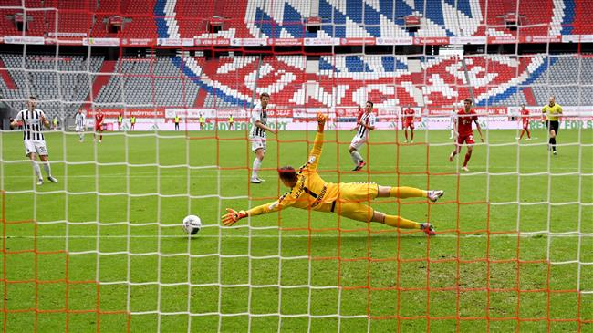 Bundesliga: Bayern Munich 3-1 Freiburg