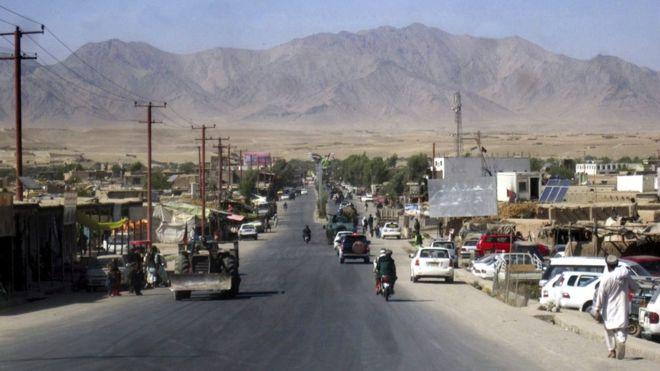 درگیری در مرکز ارزگان؛ رییس ارکان کندک شاهراه کشته شد