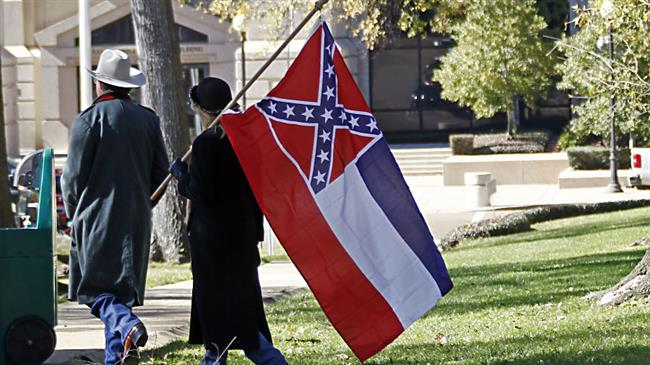 US state a step closer to getting rid of Confederate flag