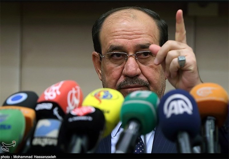 نوری مالکی: اهانت وقیحانه رسانه سعودی علیه مرجعیت عالی شیعیان تلاشی آشکار برای شعلهور کردن فتنه است