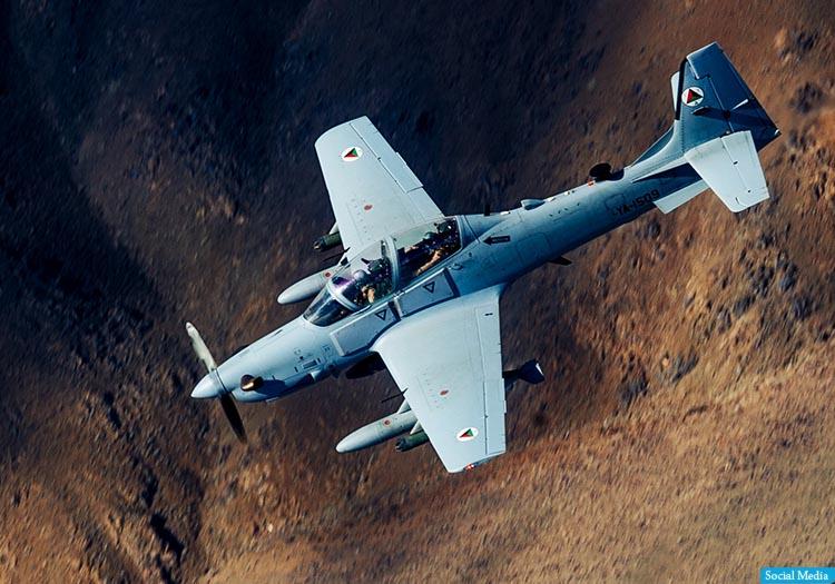 وزارت دفاع ملی افغانستان سقوط یک هواپیمای نظامی را در ولایت بغلان، تأیید کرد