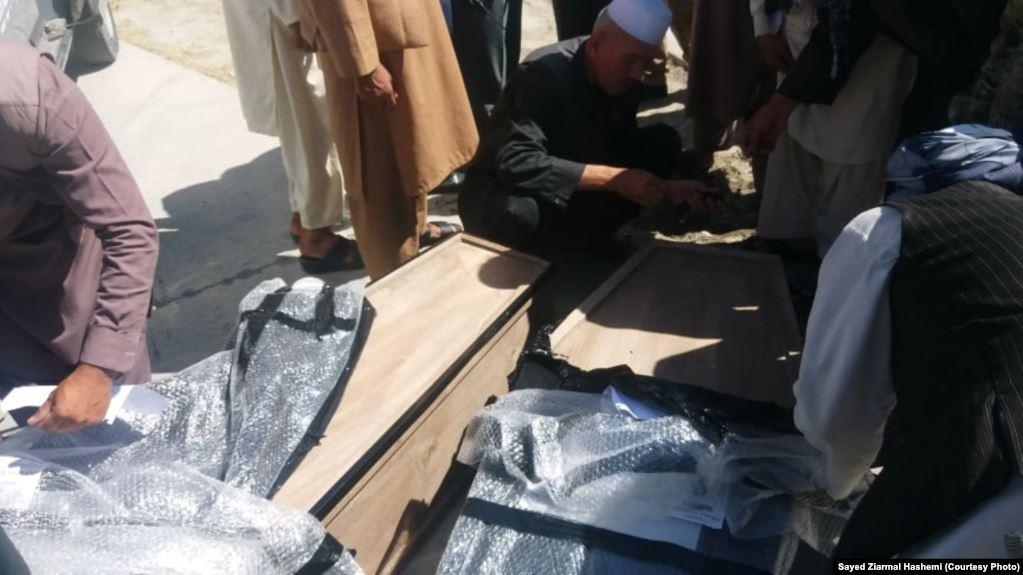 اجساد ۱۲ پناهجوی افغان از ترکیه به کابل منتقل میشوند