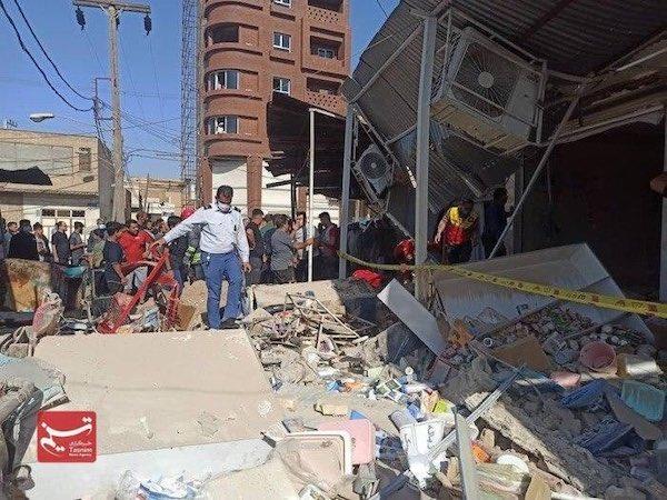 انفجار گاز در جنوب غرب ایران چندین کشته و زخمی بر جا گذاشت