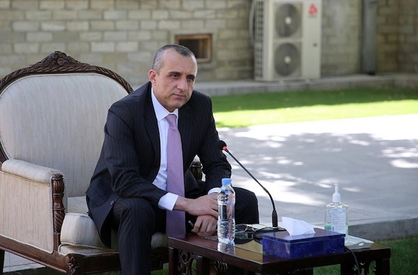امرالله صالح مسئولیت رسیدگی به مسایل امنیتی کابل را بر عهده گرفت