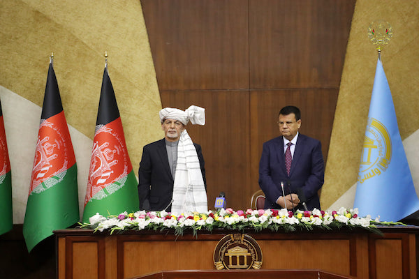 غنی: طالبان به روایت کاذب فتح میجنگند