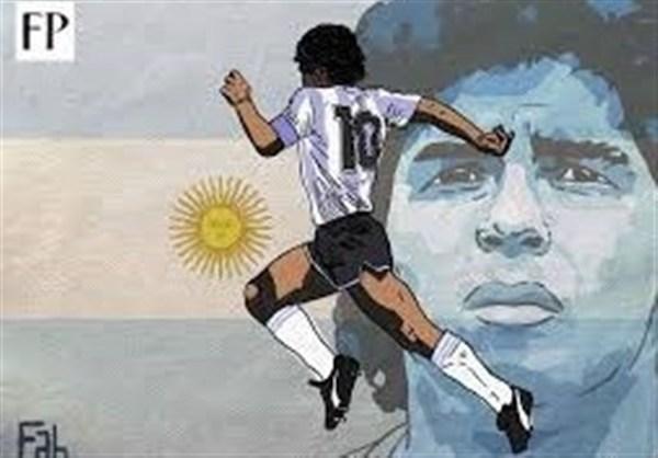 واکنش باشگاهها و چهرههای فوتبال جهان به درگذشت مارادونا/ پله: امیدوارم یک روز در آسمان با هم فوتبال بازی کنیم