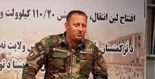 یک فرمانده ارتش افغانستان در بادغیس کشته شد/ تیراندازی بر موتر نیروهای ارتش در هرات
