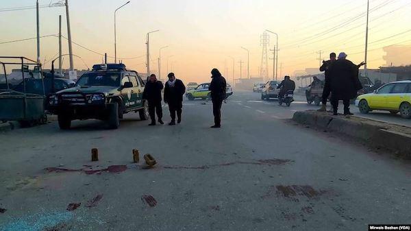 افراد مسلح ناشناس دو نظامی زن را در بلخ کشتند