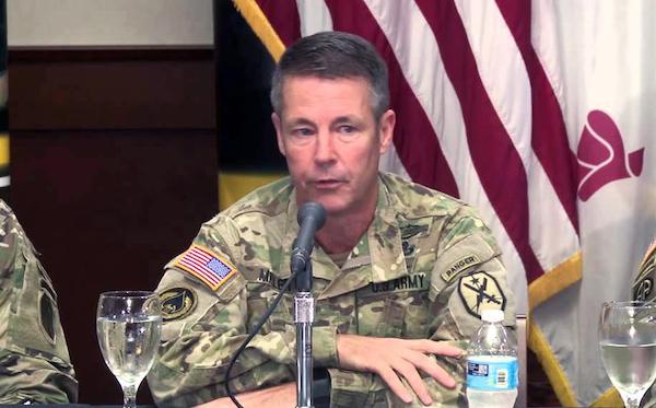 اسکات میلر: حمایت سازمان ناتو از نیروهای افغانستانی ادامه خواهد یافت