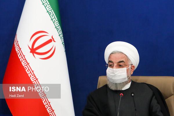 روحانی : زندگی سیاسی ترامپ تمام شد، اما برجام زنده ماند/ امروز توپ در زمین آمریکاست