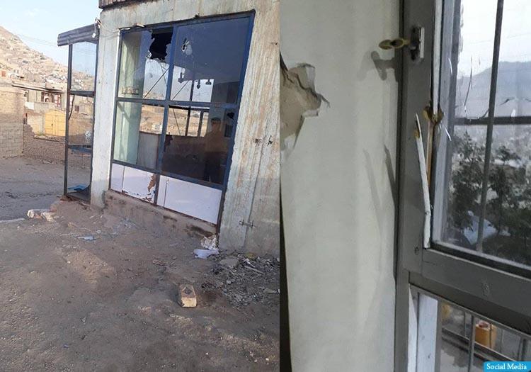 تفنگداران ناشناس بر یک پاسگاه پلیس در غرب کابل حمله کردند