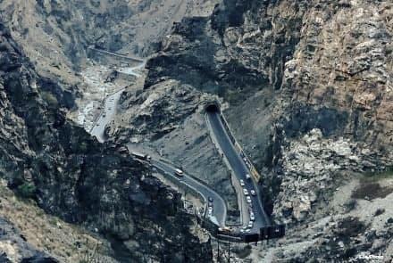 دو حادثه ترافیکی در شاهراه کابل- جلالآباد ۳۸ کشته و زخمی برجای گذاشت
