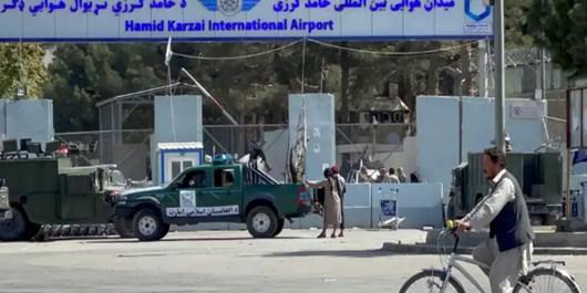 توقف پرواز بسیاری از کشورهای غربی از فرودگاه کابل