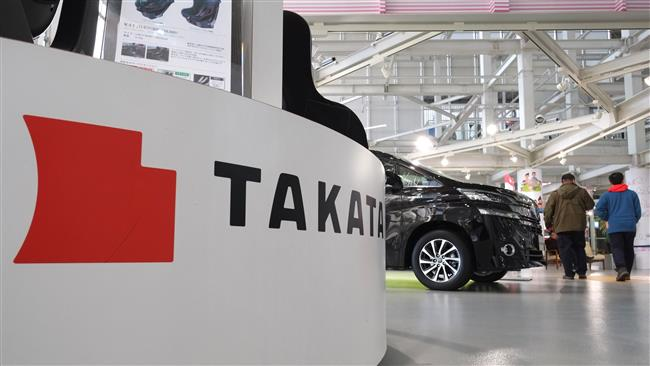 Takata agrees to pay $1bn in air bag scandal