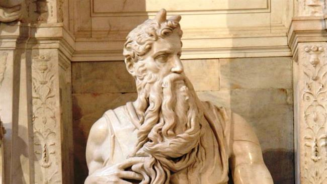 Michelangelo's Moses statue unveiled after cleanup
