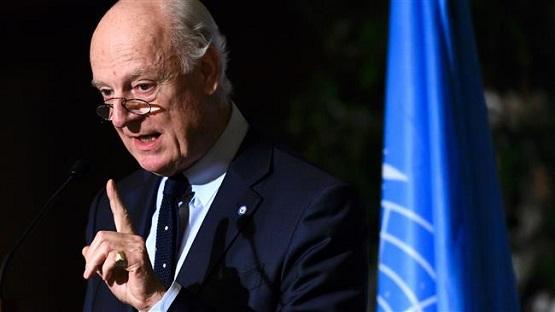UN urges Iran, Russia, Turkey to resume Syria talks in Astana