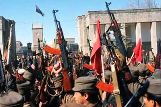 روایت کودتای سرخها در افغانستان + عکس