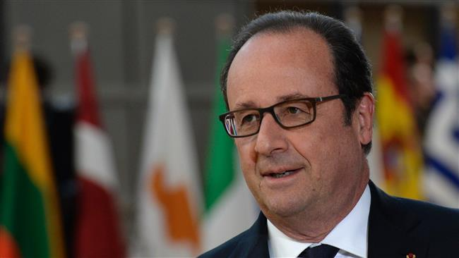 Britain must pay price for Brexit, France's Hollande warns