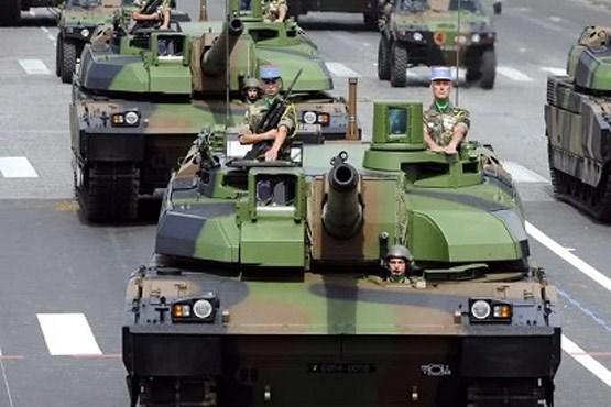 پنجمین قدرت نظامی جهان با 423 تانک! +عکس