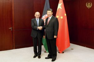 Afghanistan and China sign agreements on railway network, electricity projects
