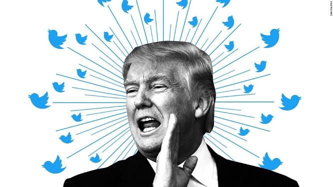 الملیارات خسائر تویتر فی حال إنسحاب ترامب منه