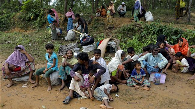 Britain, Sweden urge Security Council to work for end to plight of Rohingya Muslims