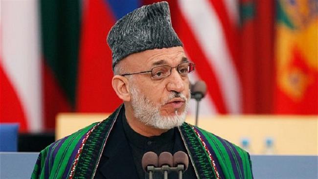 Former President Karzai slams 'US new policy' on Afghanistan